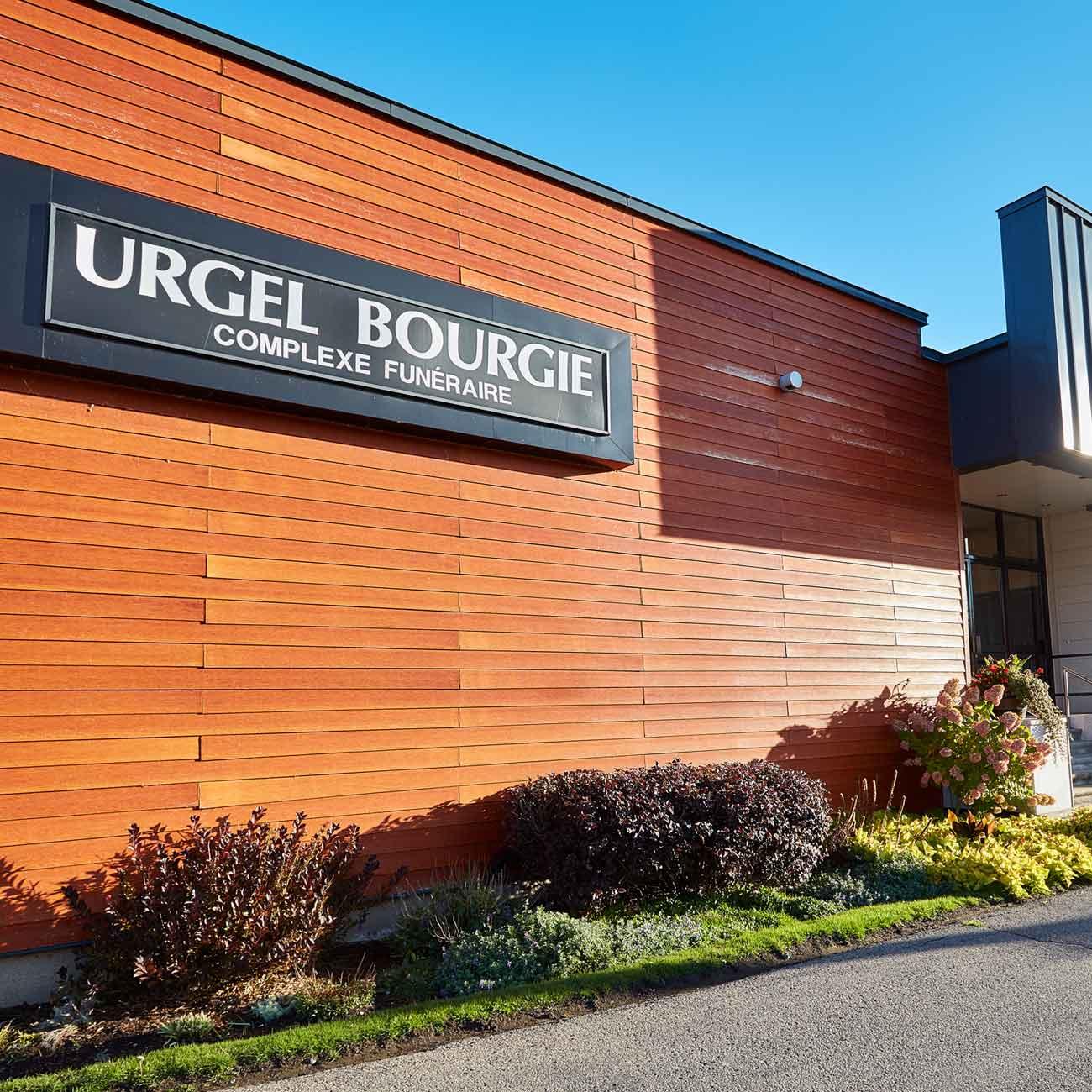 Urgel Bourgie | HUT Architecture - Montréal