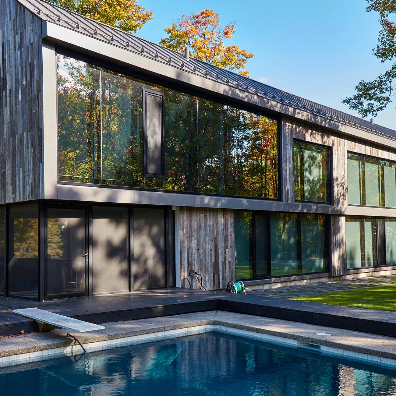 Schwart | HUT Architecture - Montréal